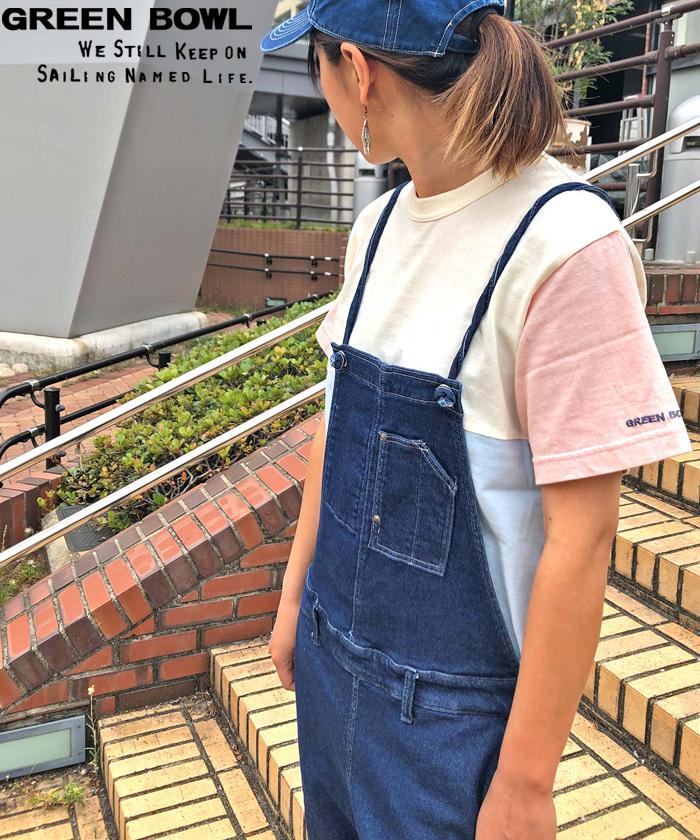 グリーンボウル 【GREEN BOWL】 Color Scheme T-Shirts