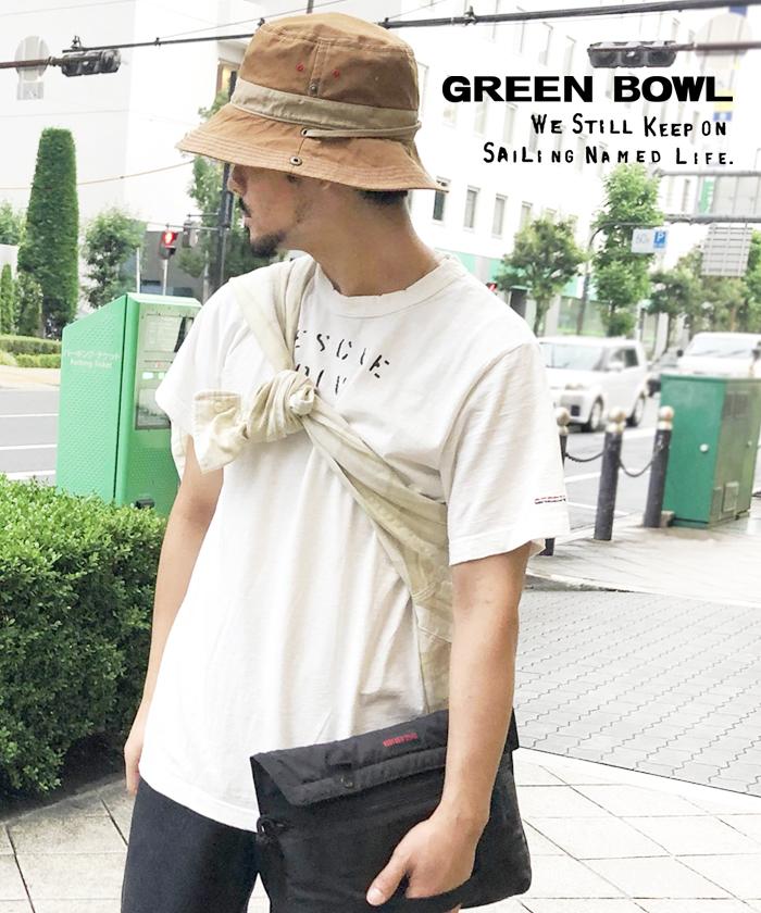 グリーンボウル 【GREEN BOWL】 Short Sleeve T-Shirt(RESCUE DIV)