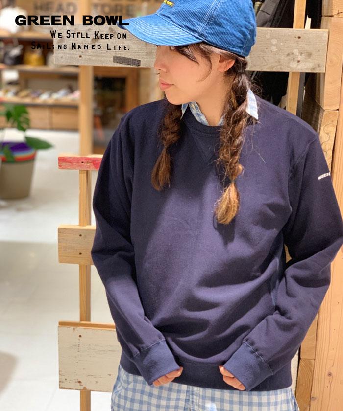 グリーンボウル【GREEN BOWL】Sweat Shirt