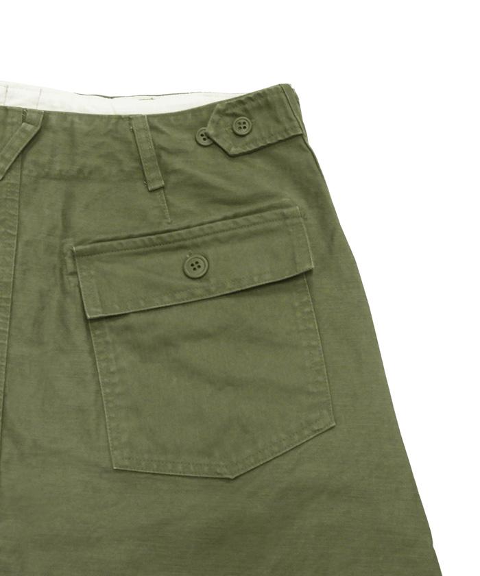 【日本製】オールドベティーズ 【OLD BETTY'S】 Fishtail Utility Skirt
