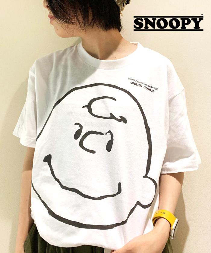 スヌーピー 【SNOOPY】Short-sleeve T-shirts