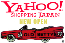 Yahoo!Shopping OLD BETTY'S NEW OPEN