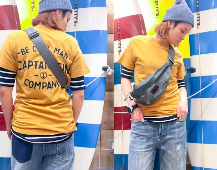 Tシャツスタイリング*