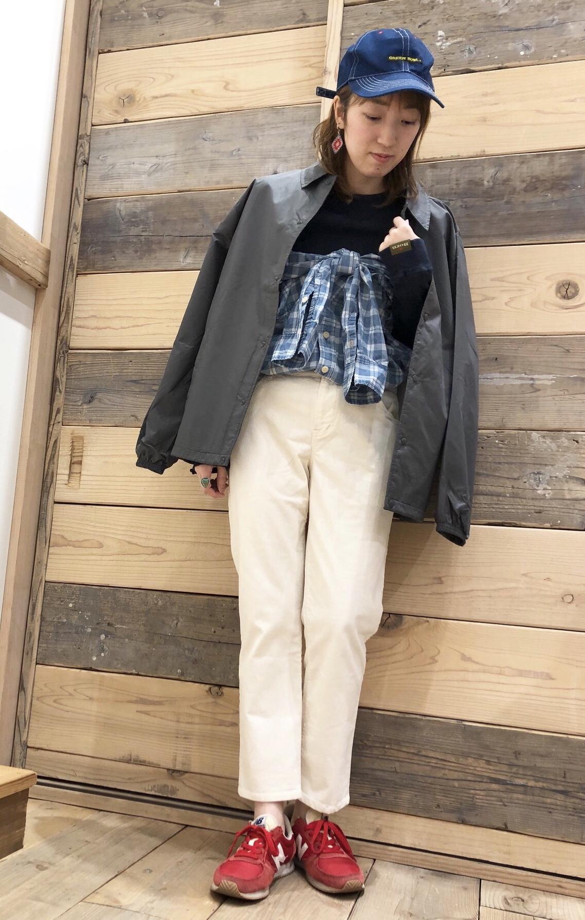 シャツのアレンジ技!!!
