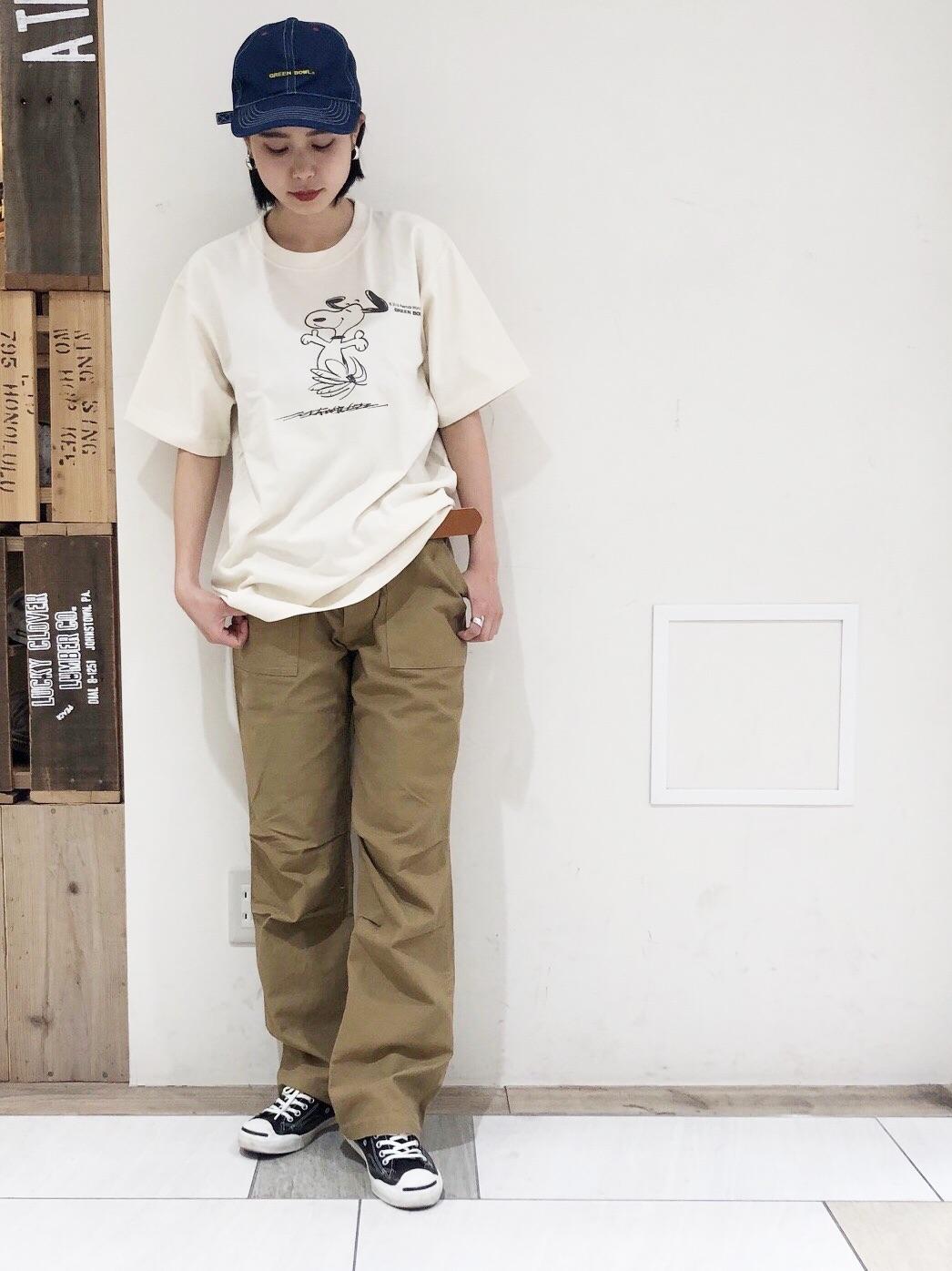 SNOOPY Tシャツ☆