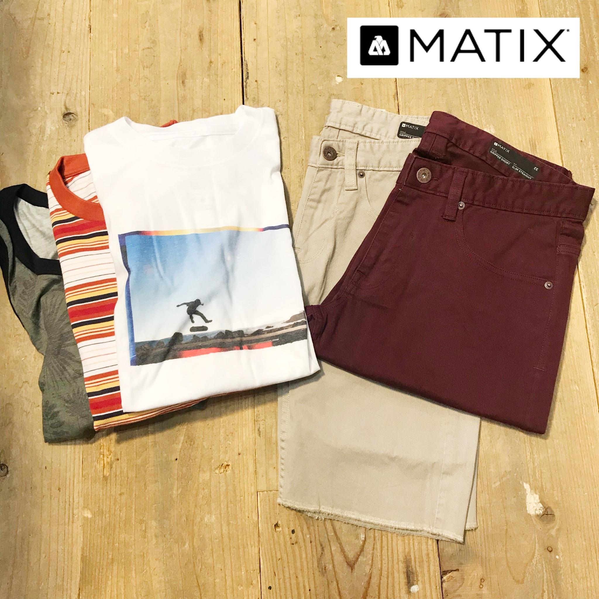 店舗限定★MATIX入荷!