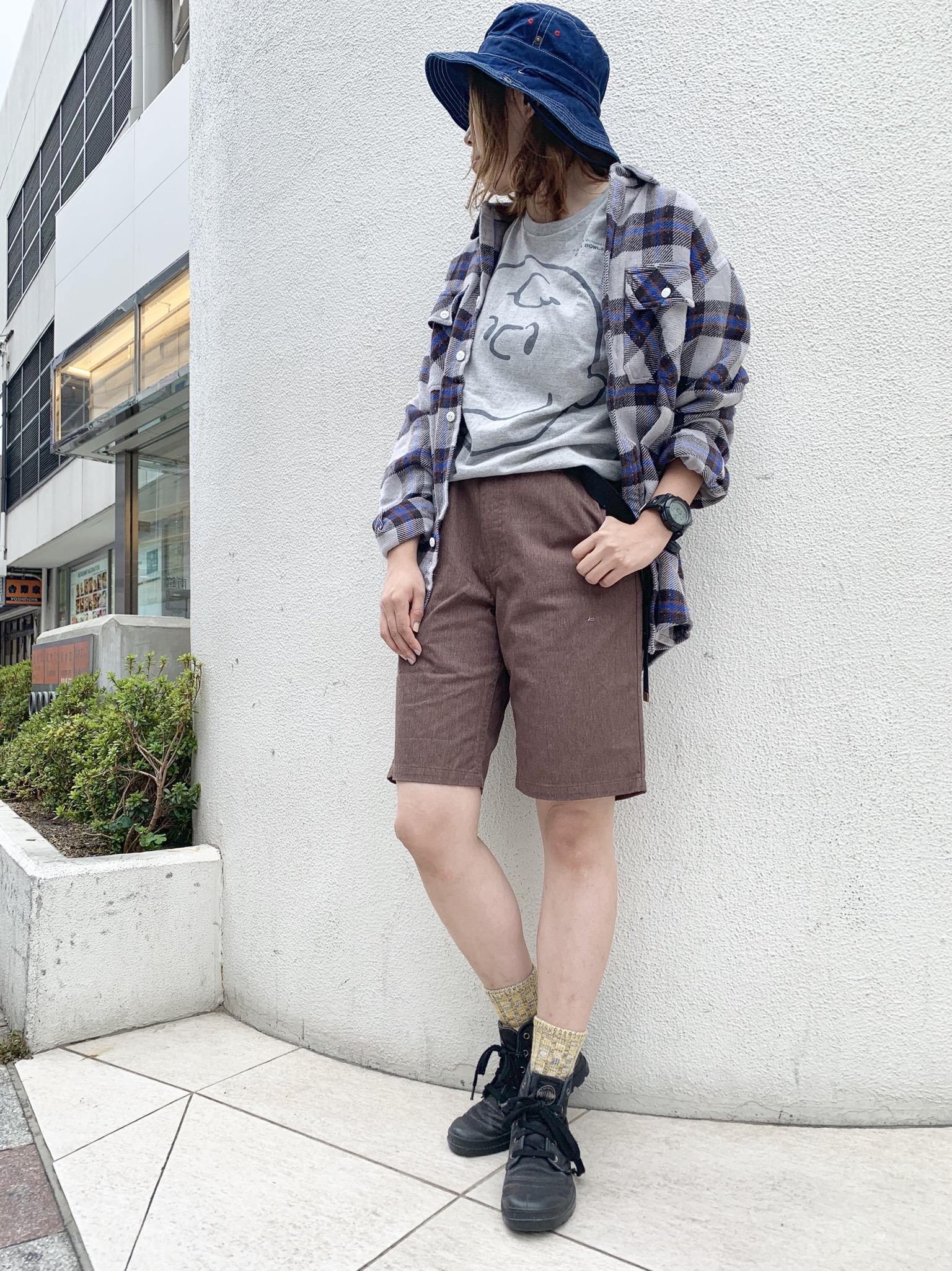 アウトドアコーディネート☆