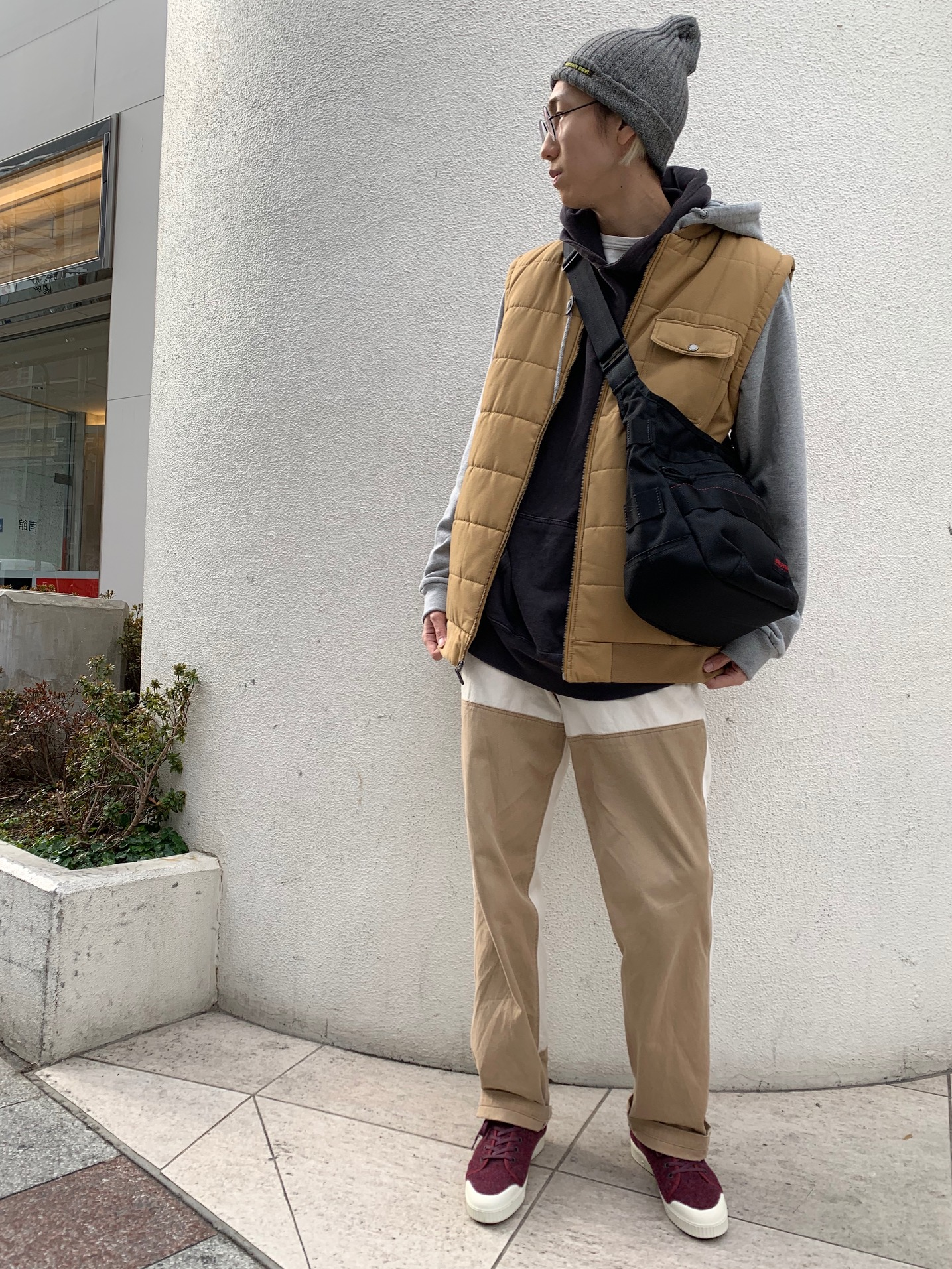 同系色コーディネート★☆