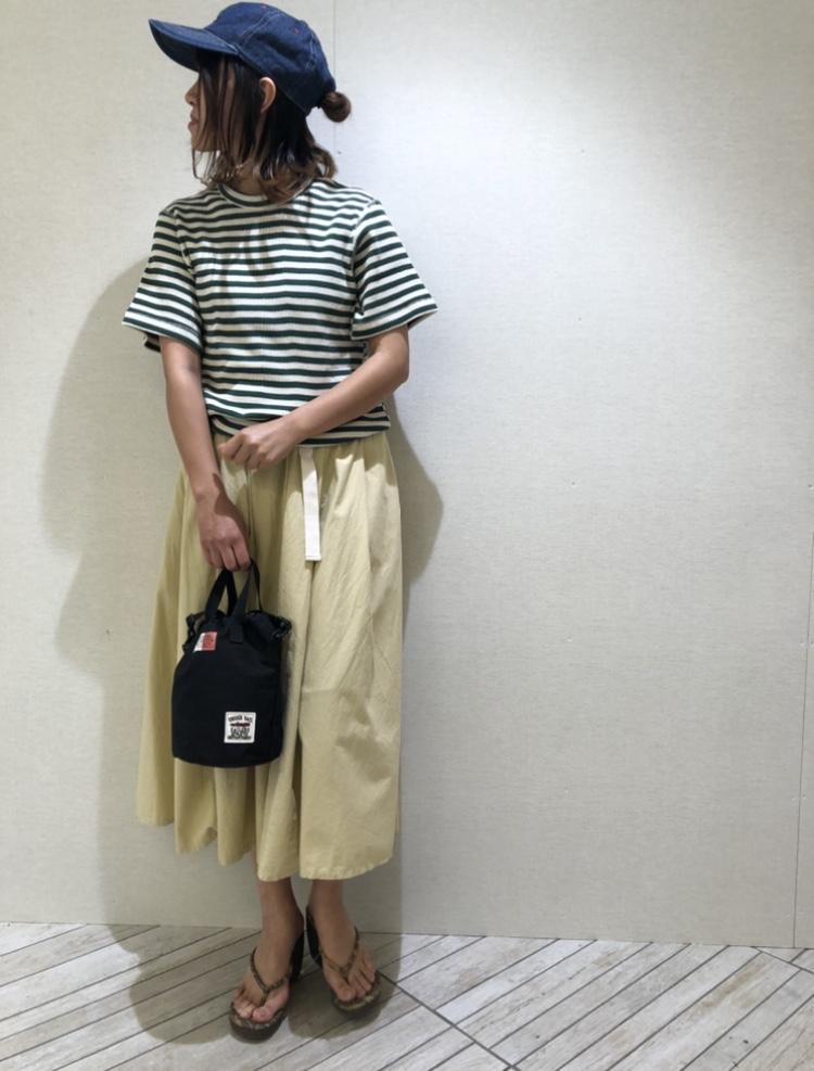 ワッフルTシャツ☆