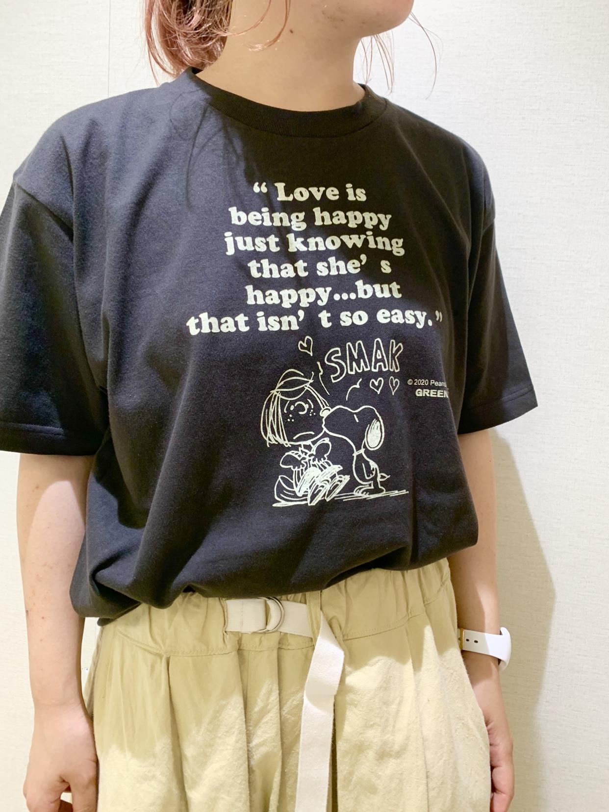 限定スヌーピー  Tシャツ‼️